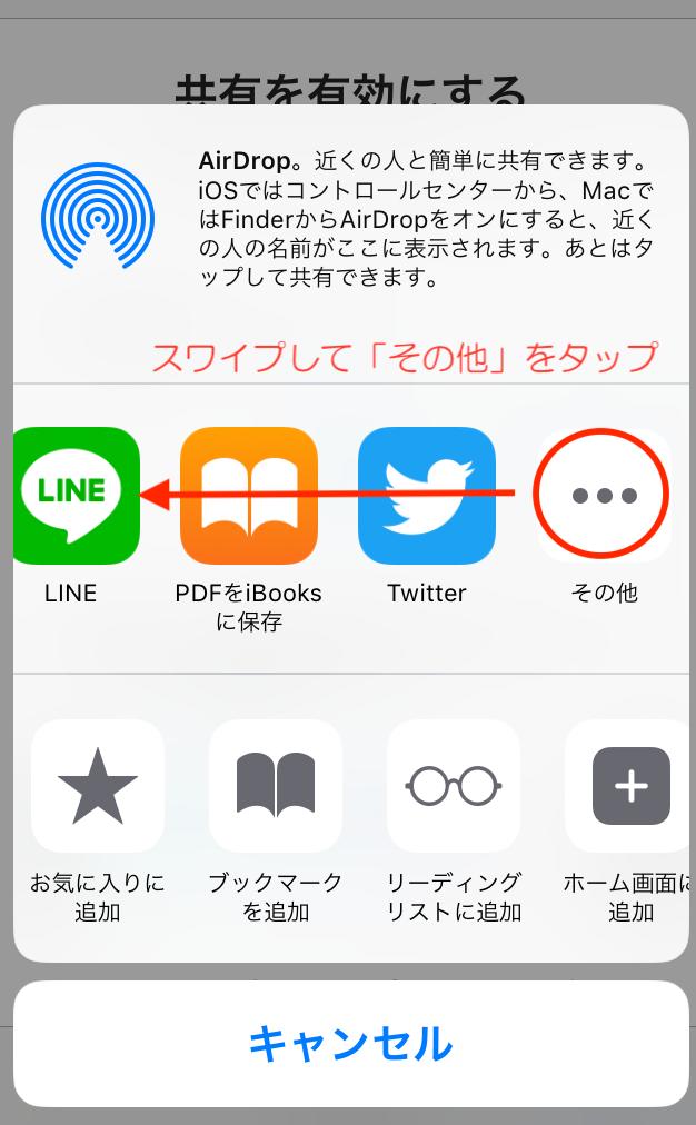 Pocket設定画面4